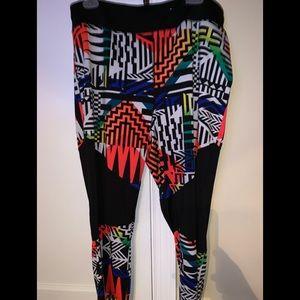 City streets gym pants size 1x